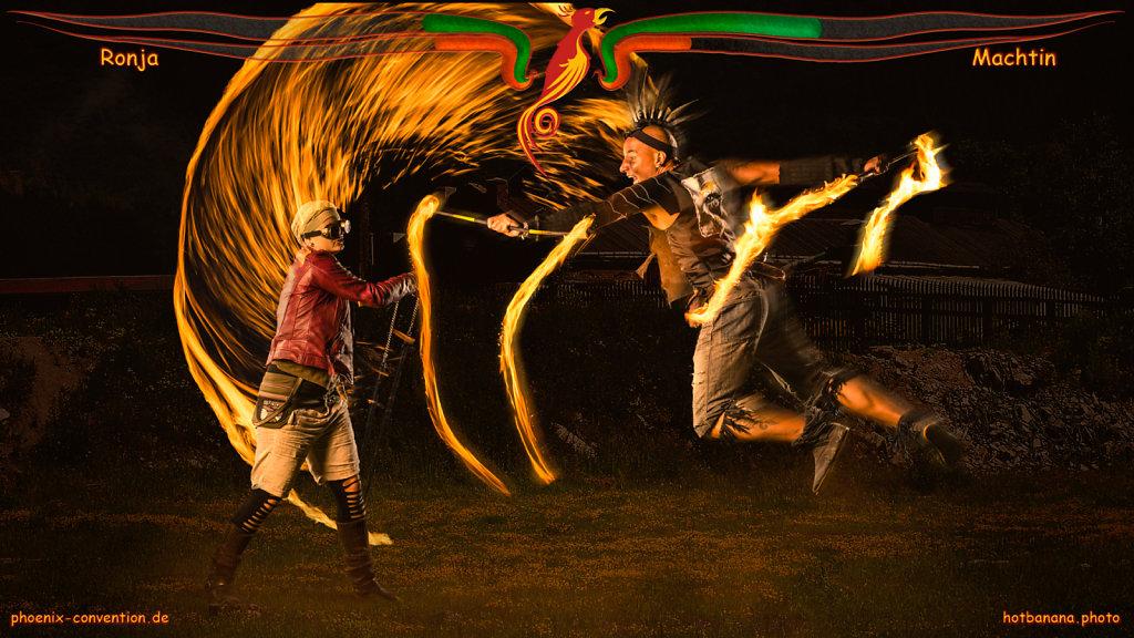 Level #2 Ronja vs. Machtin